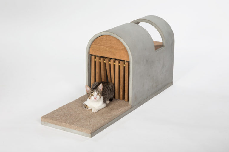 Architectural Cat Houses – Fancy Dwellings For Kitties On The Go